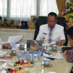 Ini permintaan Wakil Gubernur Lampung terhadap Otoritas Jasa Keuangan