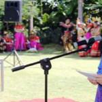 Pemerintah Provinsi Lampung menggelar pameran pariwisata di Bali