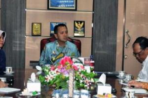 Audiensi Gubernur dengan Anggota DPR RI Komisi X 2