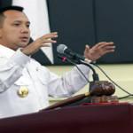Gubernur M Ridho Ficardo wajibkan jajarannya bisa menyanyikan lagu Mars Pemda Lampung
