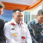 Gubernur Lampung resmikan Pabrik Biodiesel LDC