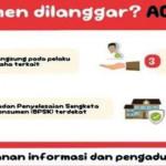Pemprov Lampung Adakan Jalan Sehat Hari Konsumen Nasional 2016