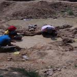Polres Waykanan Amankan Penambang Emas Ilegal