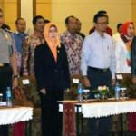 Pejabat Tingkat Provinsi se-Sumatera Berkumpul di Lampung