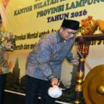 Menteri Agama ajak jajarannya untuk lebih akrab dengan Media