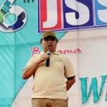 Bachtiar Basri : Olahraga mampu menangkal bahaya narkoba