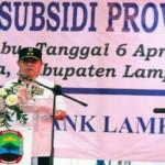 Provinsi Lampung uji coba sistem distribusi pupuk bersubsidi