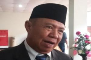 Wakil Gubernur Lampung Bachtiar Basri
