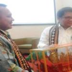 Gubernur Lampung menjadi narasumber seminar pemanfaatan teknologi informasi, elektronifikasi dan komunikasi