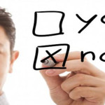 Berlatih Untuk Menolak Permintaan dan Bilang 'Tidak'.