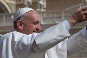 Audiensi Paus Fransiskus