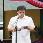 Bupati Tanggamus Bambang Kurniawan Buka Lomba Arung Jeram Tingkat Nasional