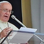 Intensi Doa Paus Fransiskus