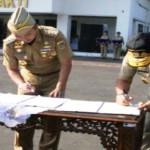 Gubernur Lampung terima penghargaan sebagai anggota kehormatan keluarga besar IPDN