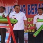 Provinsi Lampung melaunching Toko Tani Indonesia