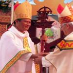 Mgr. Yu, besok akan lakukan peletakan batu pertama gedung baru Yayasan Pelayanan Pastoral Pelita Kasih