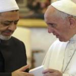 Imam Besar Al Azhar Temui Paus Fransiskus, Pulihkan Hubungan Baik