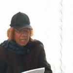 Penyair Nasional Asal Lampung Ajak Rawat Pohon Dan Lingkungan
