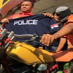 Kapolri Bantah Larang Warga Sipil Gunakan Kaos Turn Back Crime