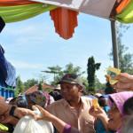 Pemkab Lampung Tengah Adakan Pasar Murah Sembako