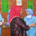 Hasiah Bachtiar Basri kunjungi korban kekerasan seksual di RS Urip Sumoharjo