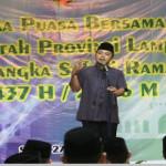 Gubernur minta dukungan DPRD dalam membangun Provinsi Lampung