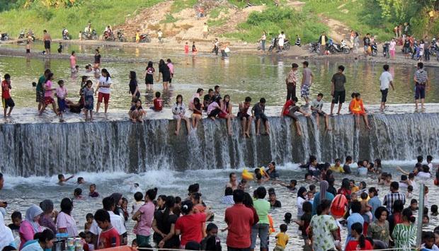 Tradisi Balimau di Minangkabau