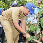 Gubernur Lampung ajak pemuda jadi pelopor pelestarian lingkungan