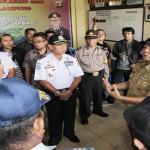 Gubernur Lampung : Terminal Rajabasa Bandar Lampung Sangat Aman!