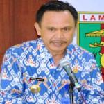 Lampung Tuan Rumah Rakor Gubenur se-Wilayah Sumatera, 26-29 Juli 2016