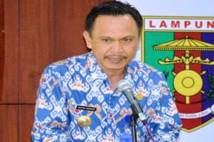 Kepala Bappeda Provinsi Lampung Taufik Hidayat 2