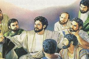 Menjadi Rasul Yesus