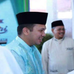 Gubernur Lampung sambut hangat para Tokoh Lintas Agama di Mahan Agung