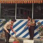 Kwarda Gerakan Pramuka Lampung Buka Posko Karya Bakti Lebaran
