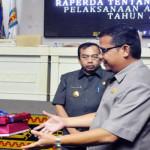 Provinsi Lampung Kembali Terima Wajar Tanpa Pengecualian dari BPK RI