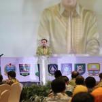 Gubernur Lampung : Sumatera sebagai pemegang tongkat estafet pembangunan nasional selanjutnya