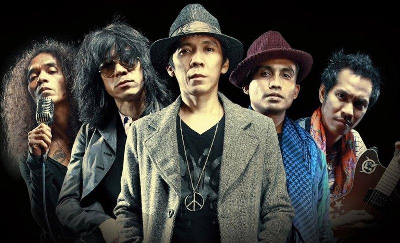 Grup musik Slank. Foto : bisniswisata.co.id