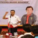 Hari ini, Sirkuit Nasional Bulutangkis Lampung Open 2016 dimulai