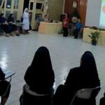 Suster SFS Membangun Semangat Gerakan Anti Korupsi