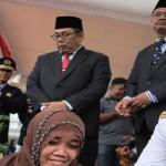 Beri Remisi, Gubernur Terpukau Hasil Kerajinan Warga Binaan