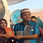 Gubernur Lampung terima dua penghargaan di Festival Krakatau 2016