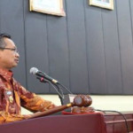Pemprov Lampung Lakukan Sosialisasi Peraturan Menteri Dalam Negeri Nomor 31 Tahun 2016