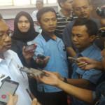 Gubernur Lampung kumpulkan media cetak dan elektronik
