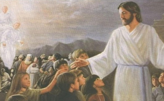 Ilustrasi Yesus.