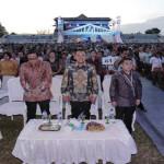 Gubernur Lampung M Ridho Ficardo Hadiri Healling Movement Umat Kristiani