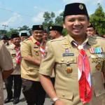 Gubernur Lampung : Perlu Revitalisasi Gerakan Pramuka untuk pemantapan pembinaan karakter bangsa