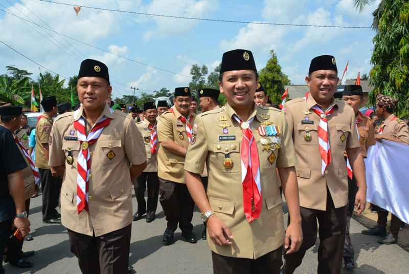Gubernur Lampung M Ridho Ficardo bersama Bupati Lampung Tengah Mustafa (kiri) dan Bupati Tulang Bawang Barat Umar Ahmad (kanan).