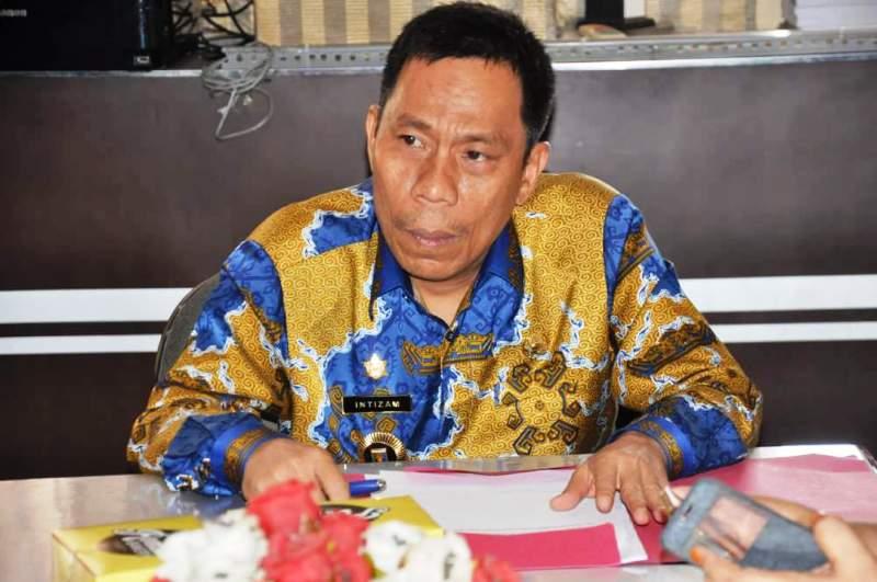Kepala Biro Tapum Pemerintah Provinsi Lampung, Intizam.