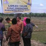Komite I DPD RI Tinjau Calon Daerah Persiapan Kabupaten Seputih Barat