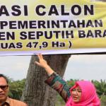 Komite I DPD RI Tinjau CDP Kabupaten Lampung Seputih Timur di Kecamatan Bumi Nabung